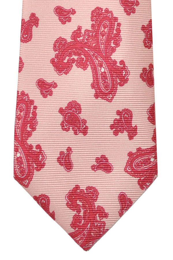Borrelli Designs: Sevenfold neckties hand made in Italy